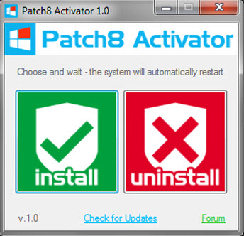Windows 7 Activator Loader Full Download 32/64 bit Here
